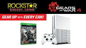 XBOX ONE S AND GEARS OF WAR 4