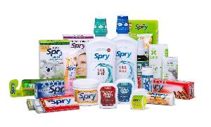 Xlear's Spry Oral Care Products ($75)
