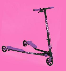 Y Fliker A3 Air Scooter Giveaway!!