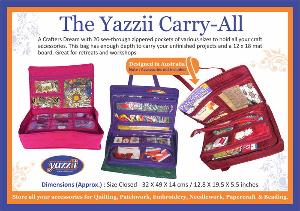 Yazzii Carry All Giveawa