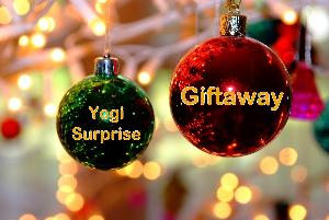 Yogi Christmas Surprise Box Giveaway