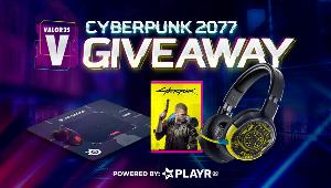 You Could Win:1 x Copy of CyberPunk 2077 (PC, Xbox or PlayStation), 1 x SteelSeries Arctis 1 Wireless CyberPunk Edition & 1 x SteelSeries QCK Large CyberPunk Arasaka Edition Mousepad!!