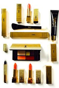 YSL's Sparkle Clash Collection