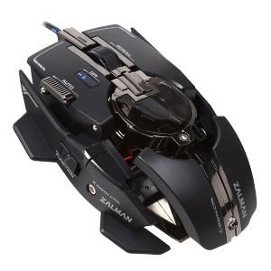 Zalman Knossos Zm Gm4 Laser Gaming Mouse